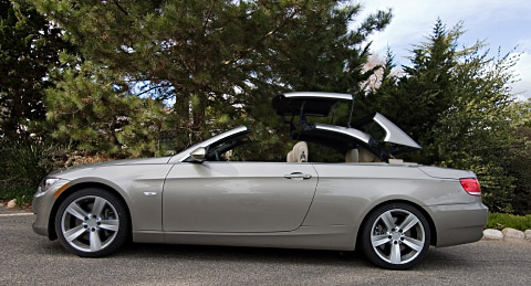 Mason Trullinger Photography - BMW 335i Convertible